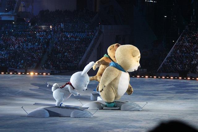 Snow in Sochi