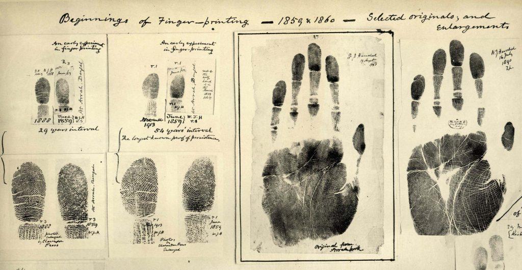 Forcing and Fingerprinting