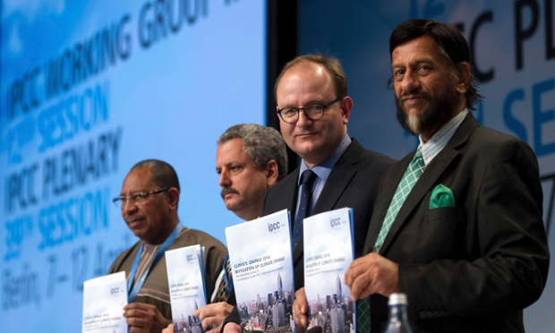 IPCC Working Group I