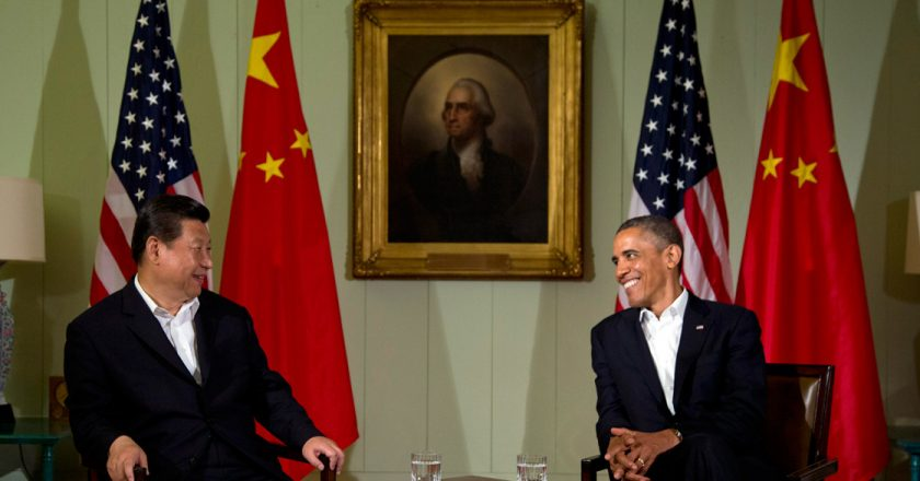 US & China Formally Join Paris Agreement