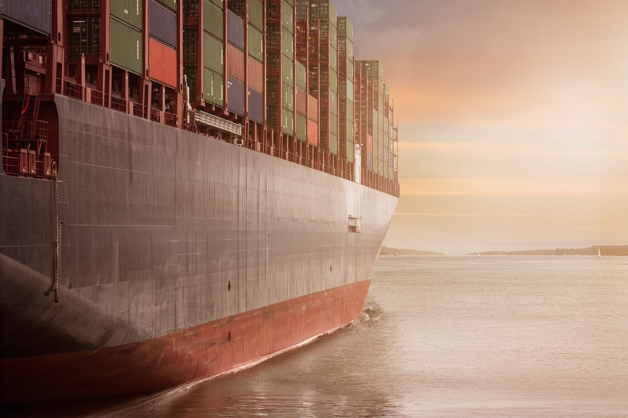 Countries Convene to Tackle Runaway Shipping Emissions