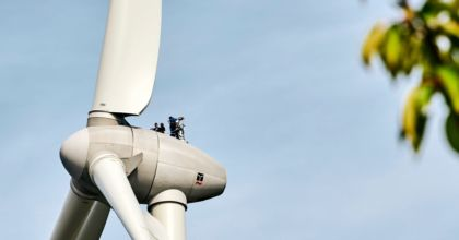 Wind turbine technician clean energy jobs