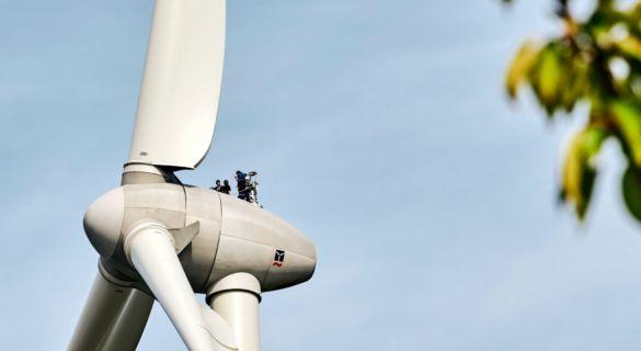 Wind turbine technician clean energy jobs